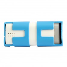 PowerBank 4400 mAh with LED Torch