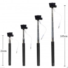 Wired Selfie Stick 1Meter