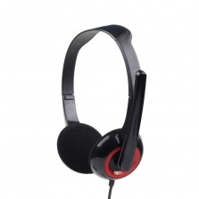 Stereo Multimedia Headset with Microphone