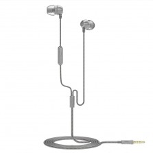 In-Ear Noise Reducing Metal Earphone