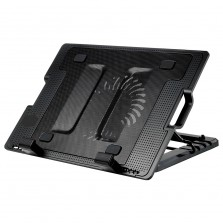 Adjustable Notebook Stand Cooling Pad