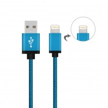 Braided Lightning USB Cable