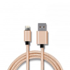2 in 1 USB Cable  With Lightning and Micro USB Connector