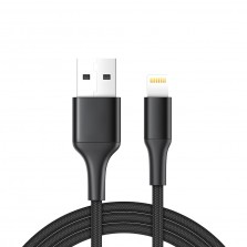 lightning charge and sync round 3meter cable