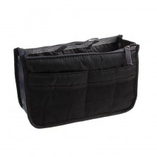Waterproof Travel Bag Organizer 13 Pocket Unisex Utility Pouch Bag