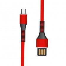 Micro USB Charging & Data Transfer1 Meter Flat Cable
