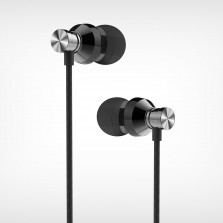 Universal Metal Wired In-Ear Earphone 3.5mm Jack with microphone