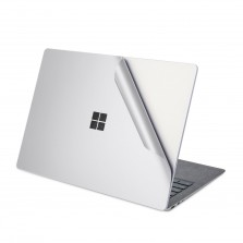 Protective Skins Cover for Microsoft Surface Laptop 2017, 2018 Silver
