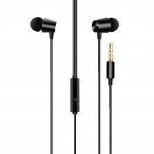 Stereo Wired Earphone with Mic