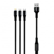 3 in 1 Cable Charge & Sync