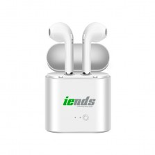 Bluetooth 4.2 TWS Earbuds with Portable Charging Case