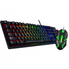 Gaming Backlight Keyboard and Mouse Combo